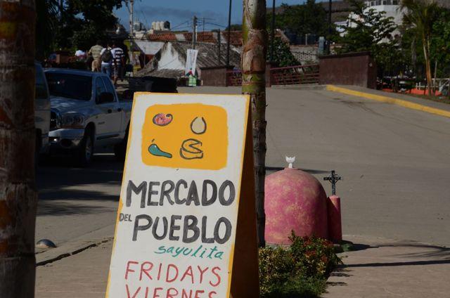Mercado del Pueblo Sayulita