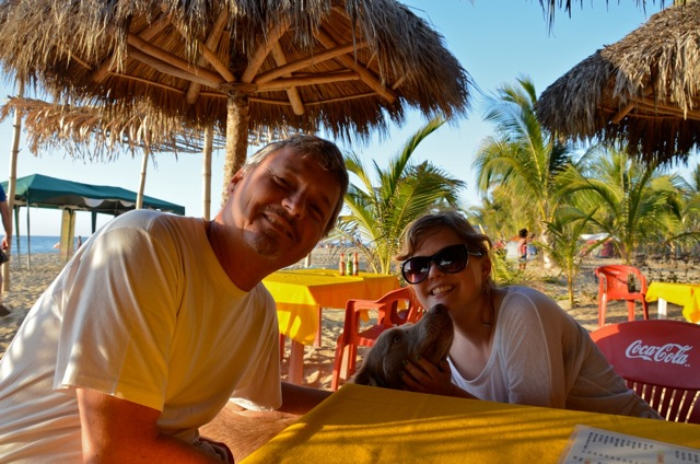 Back to Sayulita, and Jaime Visits!