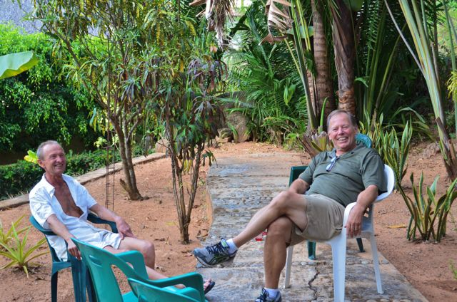 Vegan friends Sayulita