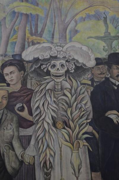 Ciudad de Mexico/Mexico City: Chapultapec y Centro Historico