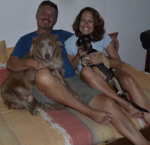 Scott, Stella, Diego, Kenda