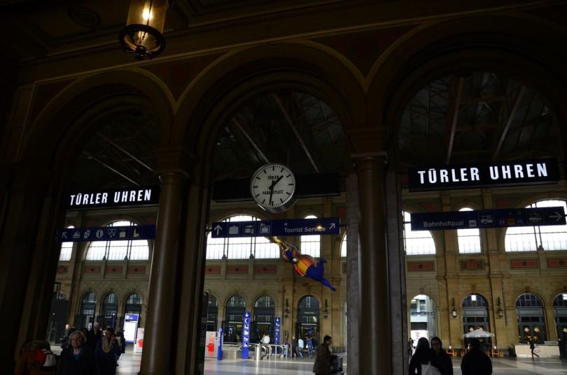 Zürich Hauptbahnhof - train station