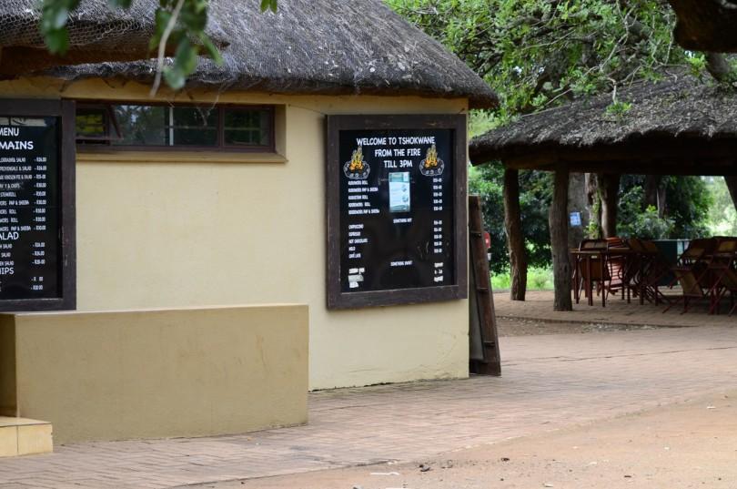 Tshokwane rest stop