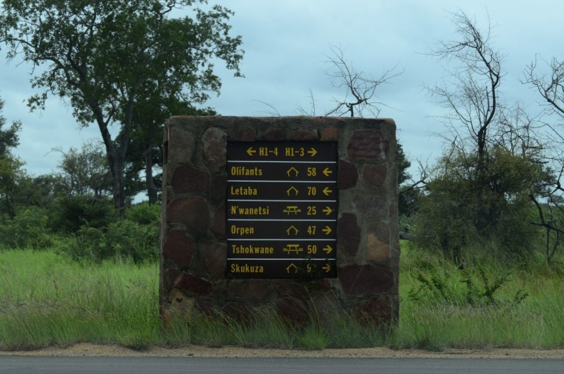 The 100K drive to Olifants took us about 5 hours.