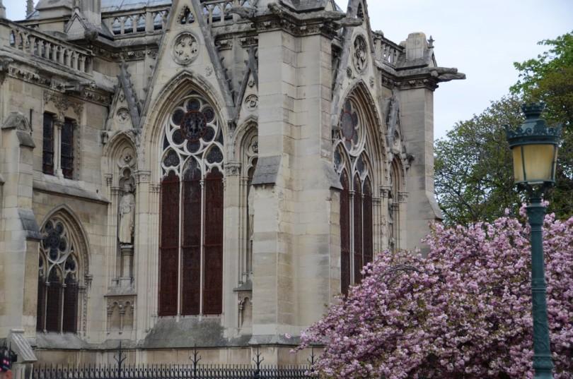 Avril à Paris est Magique