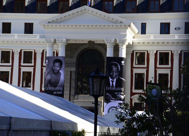 Parliament Building Cape Town