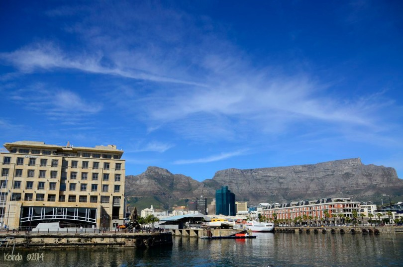 Top Five Cape Town Experiences