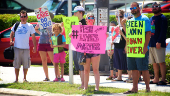 Indian River Lagoon Rally Cocoa Beach Florida